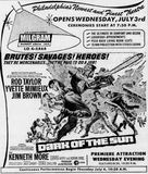 June 30th, 1968 grand opening ad