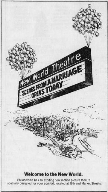 February 26, 1975 grand opening ad