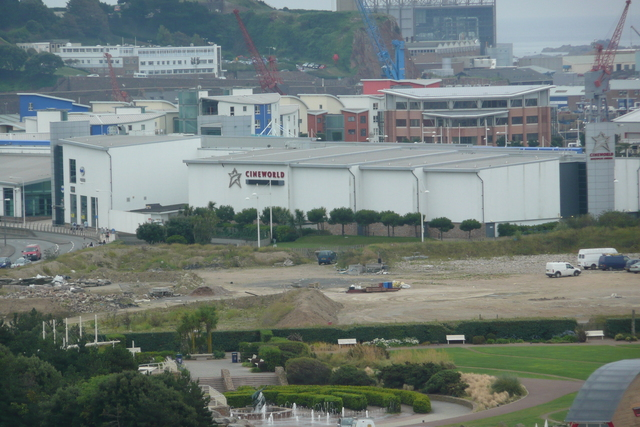 Cineworld Jersey, 27 July 2011