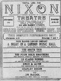 November 20th, 1910 grand opening ad