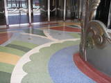 Terrazzo and box office