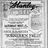 September 23rd, 1923 grand opening ad