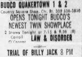 November 13th, 1974 grand opening ad
