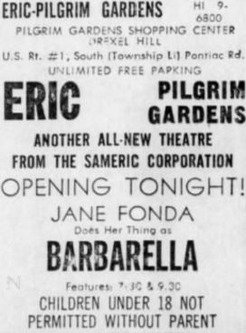 January 15th, 1969 grand opening ad