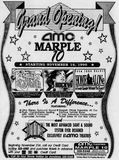 November 16th, 1990 grand opening ad