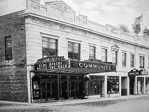 The COMMUNITY THEATER