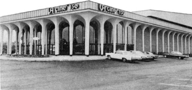 UA Cine 150 Theatre  (A D-150 Theatre)