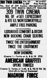 February 8th, 1974 grand opening ad