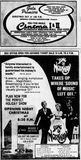 December 20th, 1970 grand opening ad as a twin cinema