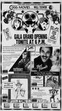 December 17th, 1982 grand opening ad