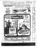 Englewood Cinema 1 & 2 Grand Opening March 1972