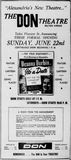 June 21st, 1941 grand opening ad
