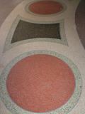 Senator terrazzo detail