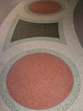 Senator terrazzo detail