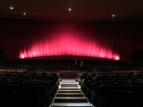 <p>The tabs and tab warmers have been reinstated and the walls of the upper foyer painted for the ABC Bournemouth's last (probably) special screening! The film is Flash Gordon.</p>