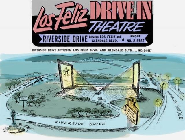 Los Feliz Drive-In