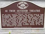 41 Twin Outdoor Theatre