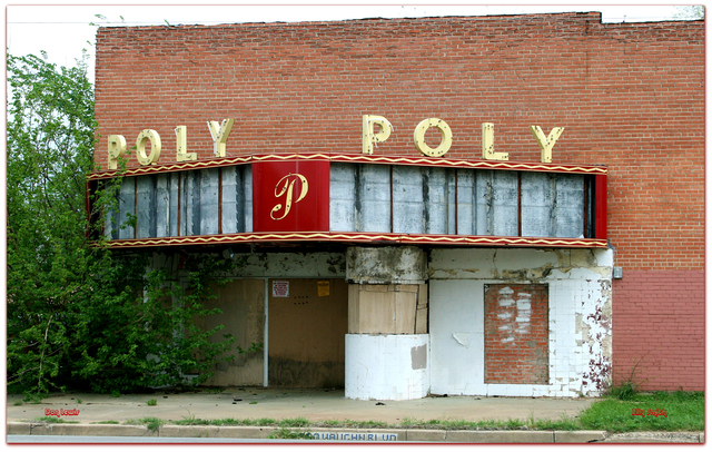 Poly Theatre...Fort Worth Texas