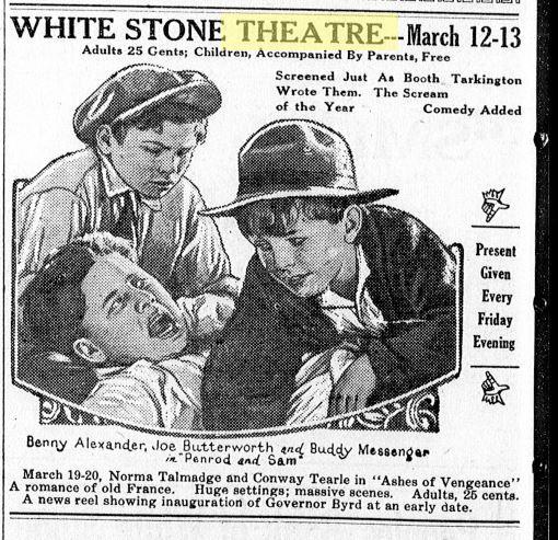 White Stone Theatre