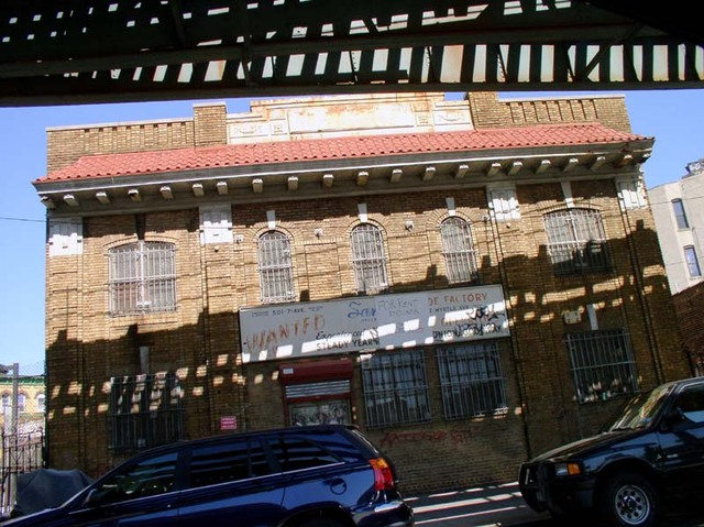 Irving Theater, Brooklyn, NY 2004