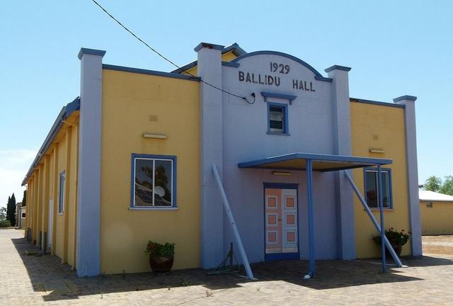 Ballidu Hall