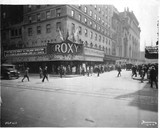 "NYC ROXY Thearte, ""The Coolest Spot in New York"", 1929"