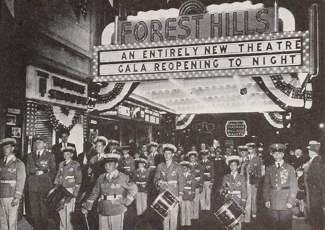 UA Forest Hills Twin Theatre