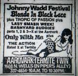 Circa 1972 print ad via David Floodstrand.