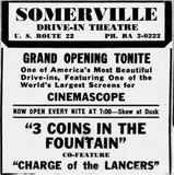 August 19th, 1954 grand opening ad