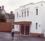 Rialto Cinema renamed Regent shortly after closure