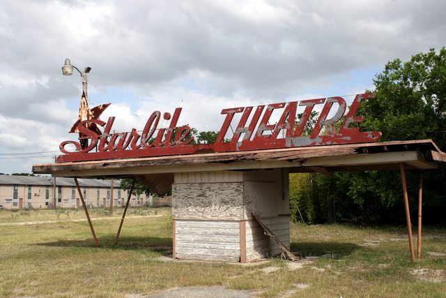 Schertz (TX) United States  city pictures gallery : Starlite Drive In in Schertz, TX Cinema Treasures