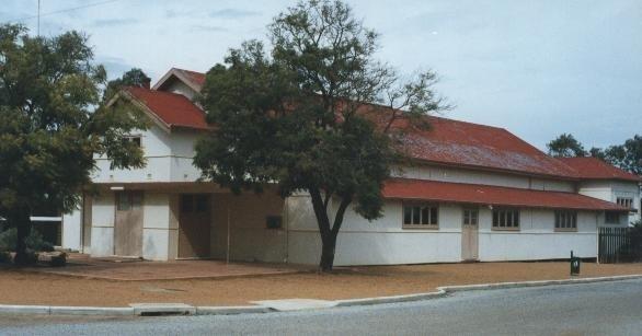 Nungarin Town Hall