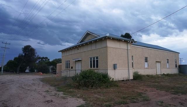 Borden Hall