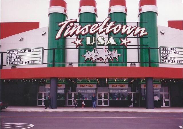 Tinseltown November 1997