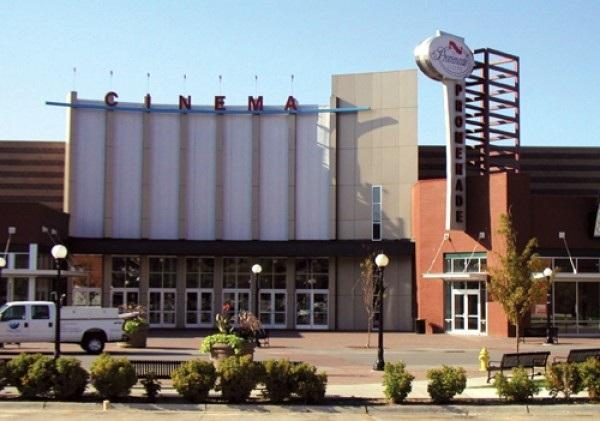 promenade cinema 14 in sioux city ia cinema treasures