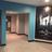 Bathroom hallway of Marley Station lobby