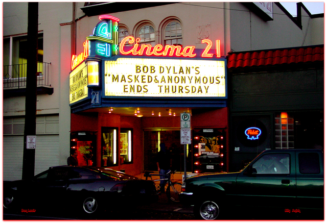 Cinema 21...Portland Oregon