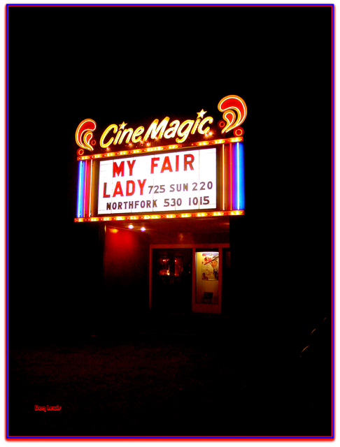 CineMagic© Portland Oregon