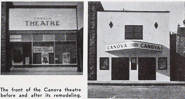Canova Theatre