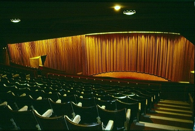Queens Cinerama Theatre