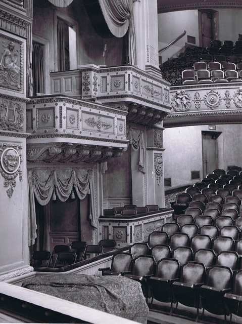Davidson Theater (Interior)