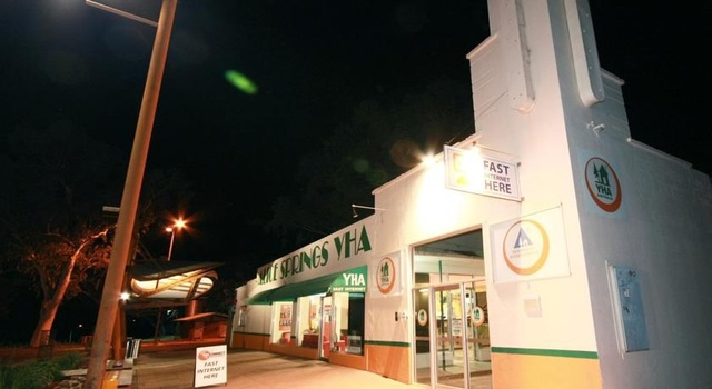 Alice Springs YHA Movies