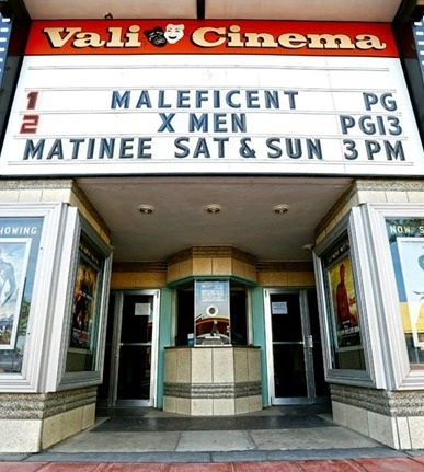 Vali Twin Cinema