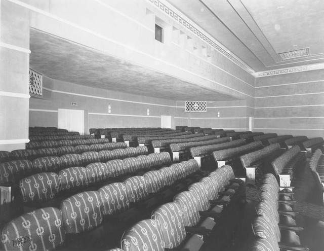 Fox Tower Theatre auditorium