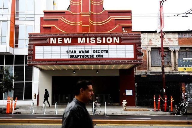 Alamo Drafthouse New Mission Cinema