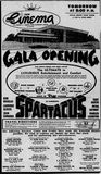 October 11th, 1961 grand opening ad