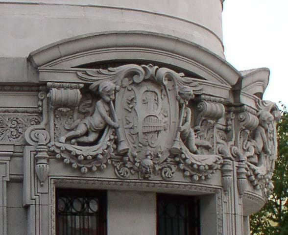 RKO Bushwick Theatre Detail