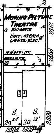 1921 Sanborn Map
