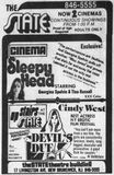 December 7th, 1973 grand opening ad as a adult twin cinema.