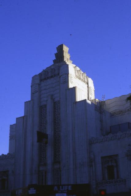 Warner Beverly Hills Theatre exterior